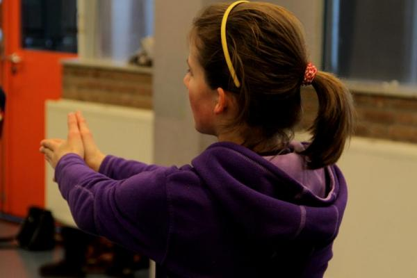 Workshop Stepping Roeselare