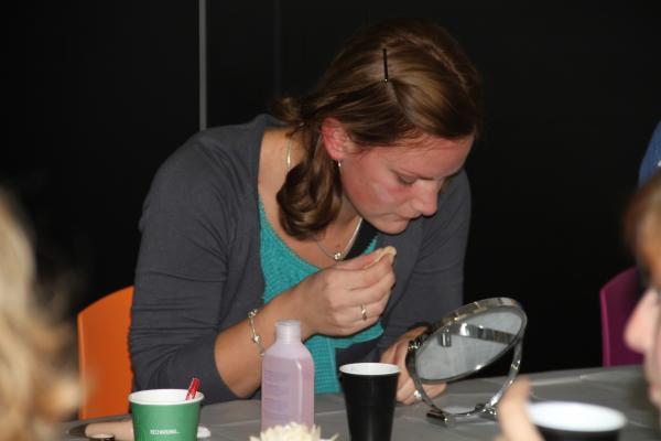 Workshop Visagie in Roeselare