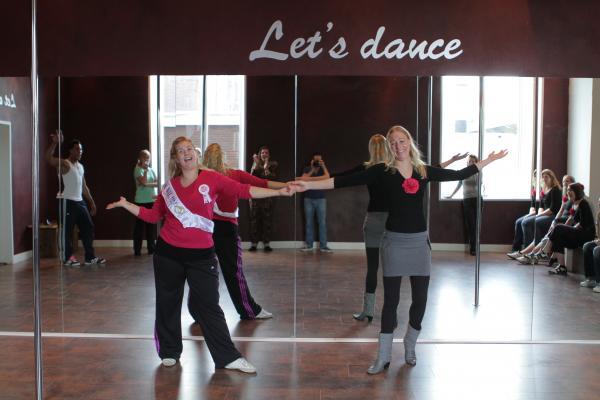Workshop Salsa Roeselare