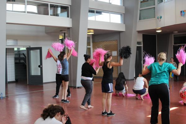 Workshop Cheerleading Roeselare