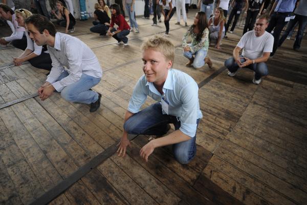 Workshop Breakdance Roeselare