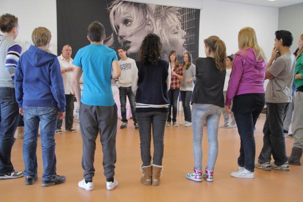 Workshop Theatersport Roeselare