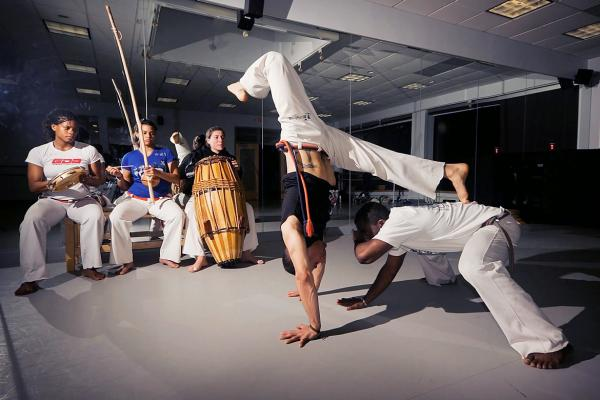 Workshop Capoeira Roeselare