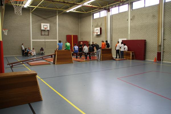 Workshop Freerunnen Roeselare